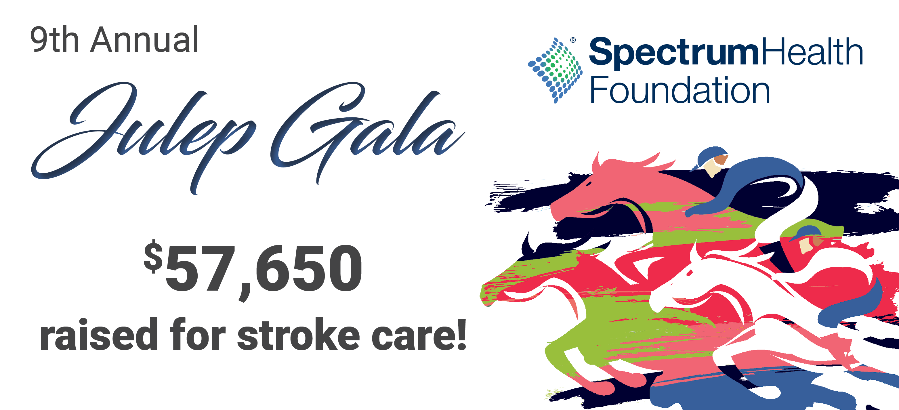 Julep Gala - $57,650 in Donations